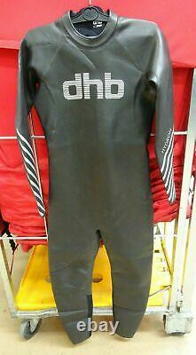 Dhb Hydron 2.0 Mens Triathlon / Sup / Open Water Swimming Wetsuit Large