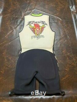 Eagle Super Sport Pro Series Barefoot Suit Large-tall