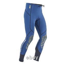 Everflex 1.5mm mens pants LARGE BLUE SCUBAPRO NEW