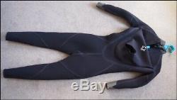 Fourth Element Mens Proteus 5mm wetsuit Male Medium/Large