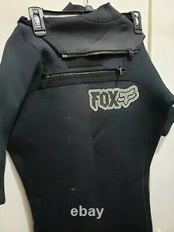 Fox Patagonia Mens Wetsuit Large Black