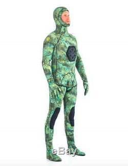 HECS Stealth Wetsuit Multicam 3mm Size X-Large