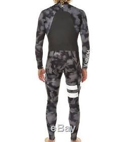 HURLEY Men's 202 PHANTOM CZ Wetsuit BLK A Large Short NWT