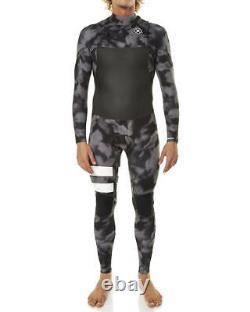 HURLEY Men's 202 PHANTOM CZ Wetsuit Black A Large Short NWT