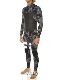 HURLEY Men's 202 PHANTOM CZ Wetsuit Black/Cmao Large Short NWT LAST ONE LEFT