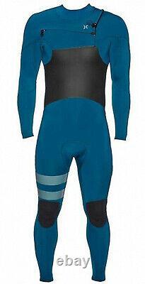 HURLEY Men's 4/3 ADVANTAGE PLUS CZ Wetsuit 474 Large Short NWT