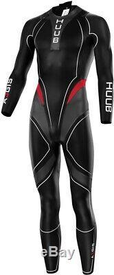 HUUB Aegis III 3.5 Mens Wetsuit Black