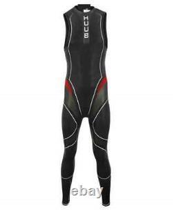 HUUB Aegis III 35 Sleeveless Triathlon Wetsuit Mens Swimming Triathlon Suit