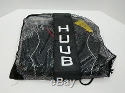 HUUB Aerious II 3.5 Triathlon Wetsuit Large Mens Brand New NIB Flexible Bouyant