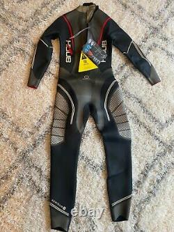 HUUB Aerious II Men's Full Sleeve Triathlon Wetsuit 35 Large NOS