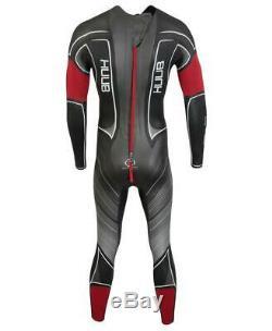 HUUB Archimedes 3 Triathlon Mens Wetsuit 35 Swimming Open Water Tri Size XS-XXL
