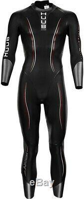 HUUB Axiom 3.5 Mens Wetsuit Black