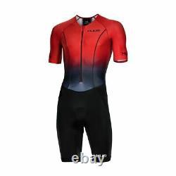 HUUB Mens Long Course Tri Suit Triathlon Open Water Swimming Sizes XS-XXL