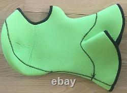 Henderson 3 piece John & Jacket Scuba Diving Wetsuit Combo Neon Size Large 7mm L