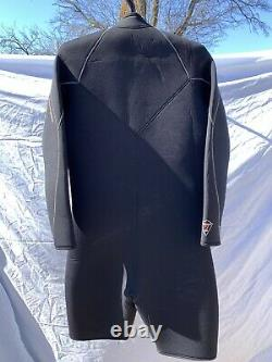 Henderson 7mm Thermoprene 2 Piece Mens Wetsuit Large Jacket John Scuba Discount