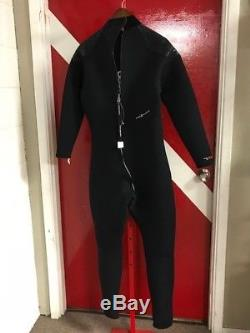 Henderson Thermax 7MM full wet suit Mens size medium & large with fire fleece