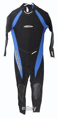Henderson Titanium Hyperflex Wetsuit 7mm Size Large Scuba Snorkel Free Dive Gear