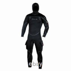 Hollis Mens NEOTEK Semi-Drysuit Size XXX-Large
