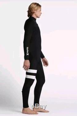 Hurley Advantage Elite 3/3 mm Wetsuit MFS00000640 00A Mens Size LS $750 NEW
