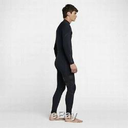 Hurley Advantage Max FS 3/3mm Fullsuit Wetsuit MFS0000560 Men's LT Large Tall
