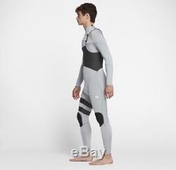 Hurley Advantage Plus 3/2 Fs Fullsuit Men's Lt Large Tall Wetsuit Mfs0000530-01v