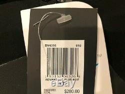 Hurley Advantage Plus 4/3mm Fullsuit Wetsuit BV4395 010 Black Men's LARGE TALL
