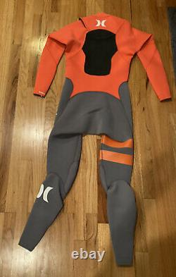Hurley Fusion 302 Mens Large Wetsuit Nwt