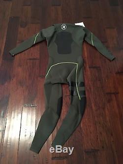 Hurley Men's Fusion 302 Fullsuit Wetsuit Sz. Large NEW 3LCA