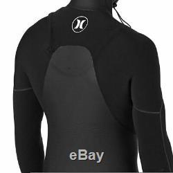 Hurley Phantom 403 Winter Hooded Full Suit Chest Zip 4/3 Men's Size Large New
