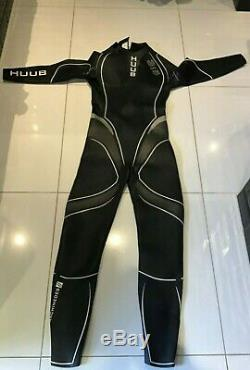 Huub Archimedes II 35 Triathlon Open Water Swimming Wetsuit Men's Size Large