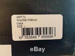 Huub Mens Full Triathlon Wetsuit Size Large L Amphibia II $499