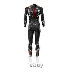 Huub Mens Varman 35 Wetsuit Black Sports Swimming Triathlon Full Zip