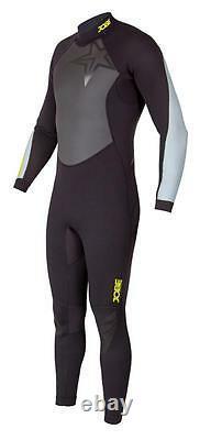 Jobe Impress FS 3.0/2.5 Semi-Flex MEN Neopren Wakeboard Kite Surf Tauch Anzug N7