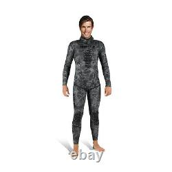 Mares 5mm Explorer Wetsuit (Pants Only) Freediving Scuba Diving Black Camo