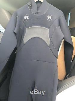 Matuse Hoplite 5/4/3 Wetsuit Size Double Extra Large Short, XXLS