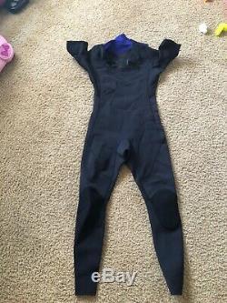 Matuse dante 2mm wetsuit short sleeve size xtra large short