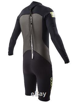 Men's Body Glove SIROKO Springsuit Wetsuit 2mm Long Sleeve BEST SELLER 15115