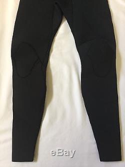 Men's Drylock Tdc X2 Hooded Fullsuit 5/4 Black Men's Large
