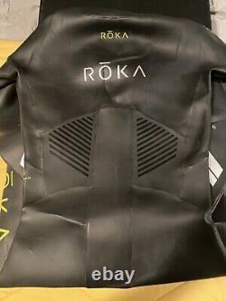 Men's Roka Maverick Pro Swimrun Wetsuit, Size Large, Otillo, Best In Market