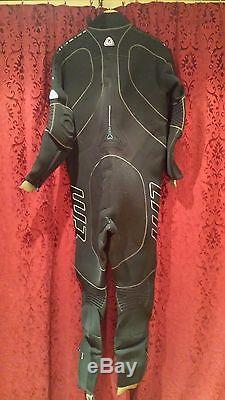 Men's Waterproof W1 5mm Wetsuit (New) Size Large Plus L+