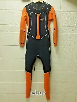 Men's blueseventy REACTION Full Sleeve Triathlon Wetsuit Large USED
