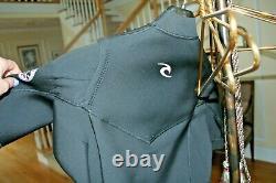 Mens Rip Curl Dawn Patrol 22GB C/Z Spring 2mm-Sealed Large Wetsuit