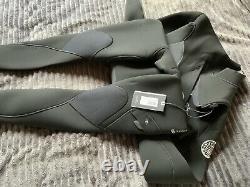 Mens Ripcurl Wetsuit Flashbomb 5/3 Black Size L