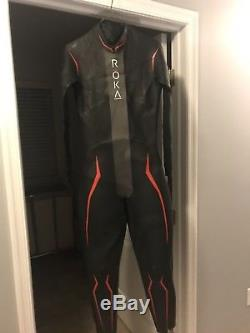 Mens Roka Maverick Elite Wetsuit Large