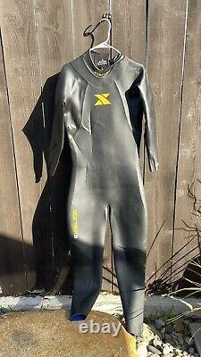 Mens Xterra Extra Large XL Wetsuit Vortex 3 Full Suit Triathlon Swimming