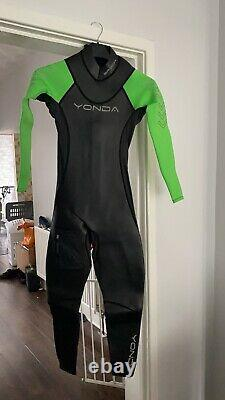 Mens YONDA SPOOK open Water Swimming Triathlon Wetsuit BNWT Size ML Medium Large