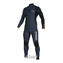 Mystic Majestic 5/3mm Front-Zip Fullsuit Wetsuit 2020 Navy all watersports