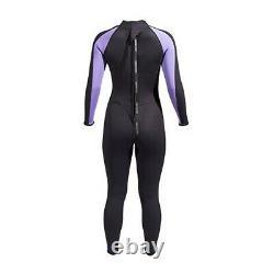NEOsport Wetsuit 7/5mm Scuba Dive Diving Womens NEW Henderson Suit XL 12 X-Large