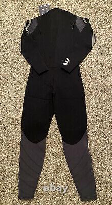 NEW Cressi Bahia Flex 3mm Men's Full Sleeve Jumpsuit Black Large NWT