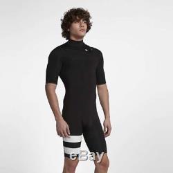 NEW Hurley Advantage Plus 2/2 Springsuit Wetsuit Men's Surfing Watersports Surf